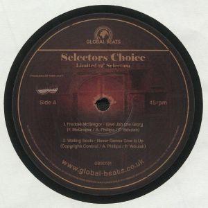 Freddie Mcgregor / Wailing Souls / Mighty Diamonds - Selectors Choice Vol 1