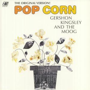 KINGSLEY, Gershon/THE MOOG - Pop Corn (remastered)