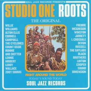 VARIOUS - Studio One Roots: The Original (20th Anniversary)