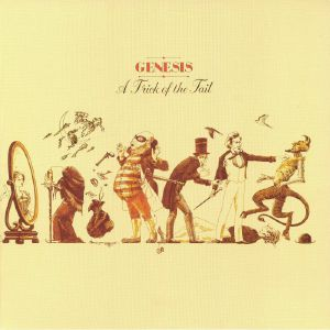 GENESIS - A Trick Of The Tail (reissue) (B-STOCK)