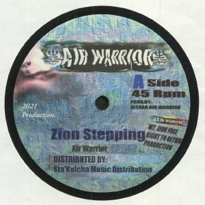 AIR WARRIOR - Zion Stepping