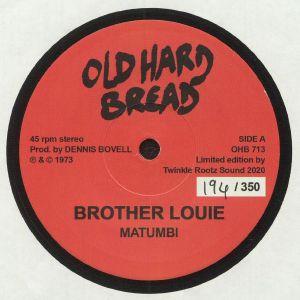 MATUMBI/DENNIS BOVELL - Brother Louie