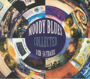 MOODY BLUES, The - Collected