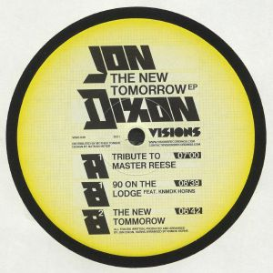 DIXON, Jon - The New Tomorrow EP