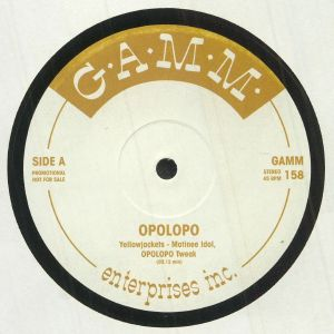 Opolopo / Yellowjackets / Eddie Harris - Matinee Idol