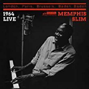 MEMPHIS SLIM - 1964 Live