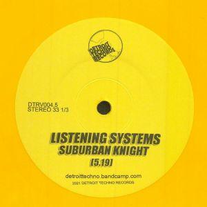 SUBURBAN KNIGHT - Listening Systems