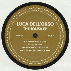 DELL'ORSO, Luca - The Jolisa EP