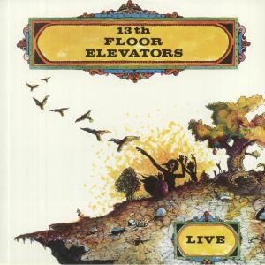 13TH FLOOR ELEVATORS, The - Live
