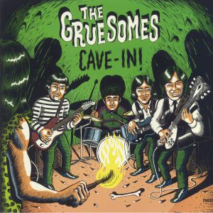 GRUESOMES, The - Cave In!