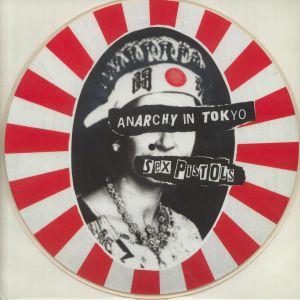 SEX PISTOLS - Anarchy In Tokyo (reissue)