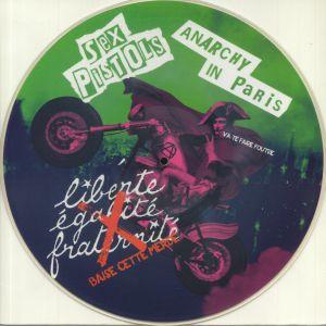 SEX PISTOLS - Anarchy In Paris (reissue)