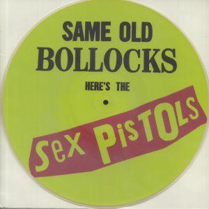 SEX PISTOLS - Same Old Bollocks Here's The Sex Pistols (reissue)