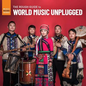 VARIOUS - The Rough Guide To World Music Unplugged