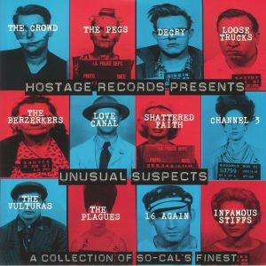 VARIOUS - Unusual Suspects: A Hostage Compilation