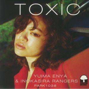 ENYA, Yuima/INOKASIRA RANGERS - Toxic
