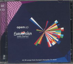 VARIOUS - Open Up: Eurovision Song Contest Rotterdam 2021