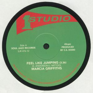 GRIFFITHS, Marcia/DUB SPECIALIST - Feel Like Jumping