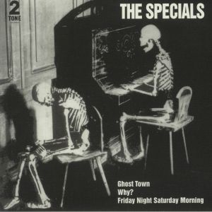SPECIALS, The - Ghost Town (40th Anniversary Edition) (half speed remastered)