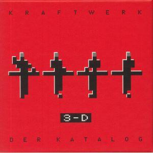 KRAFTWERK - 3D Der Katalog
