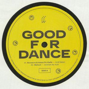Eddie C / Funkyjaws / Skitcut / Scruscru / Aman Po Kaifu - Good For Dance