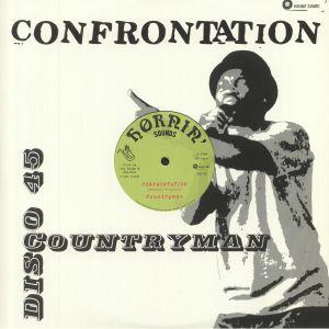 COUNTRYMAN - Confrontation (reissue)