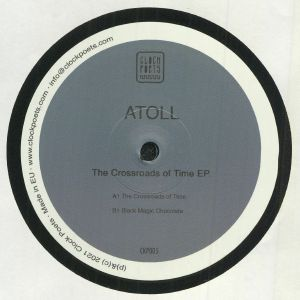 ATOLL - The Crossroads Of Time EP