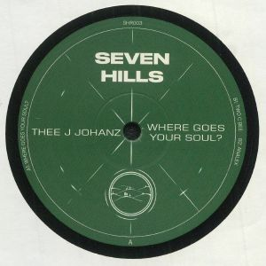 THEE J JOHANZ - Where Goes Your Soul
