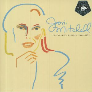 MITCHELL, Joni - The Reprise Albums 1968-1971