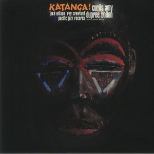 AMY, Curtis/DUPREE BOLTON - Katanga! (remastered)