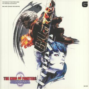 SNK NEO SOUND ORCHESTRA - The King Of Fighters 2000 (Soundtrack)