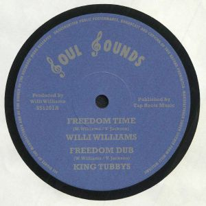 WILLIAMS, Willi/KING TUBBY'S - Freedom Time (reissue)