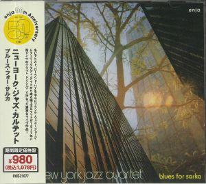 NEW YORK JAZZ QUARTET - Blues For Sarka