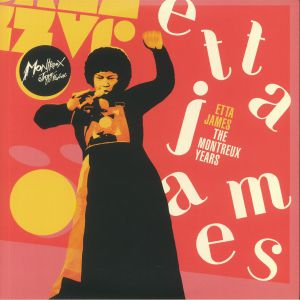 JAMES, Etta - The Montreux Years
