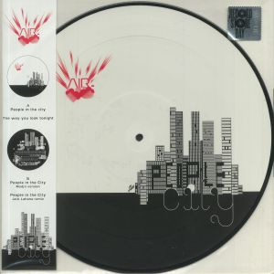 AIR - People In The City (reissue) (Record Store Day RSD 2021)