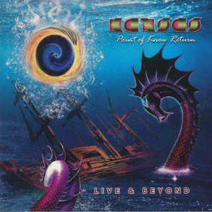 KANSAS - Point Of Know Return: Live & Beyond