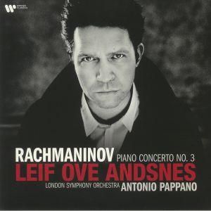 ANDSNES, Leif Ove/LONDON SYMPHONY ORCHESTRA/ANTONIO PAPPANO - Rachmaninov: Piano Concerto No 3