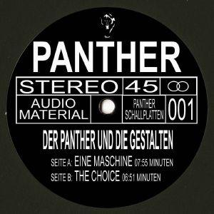 DER PANTHER/DIE GESTALTEN - Eine Maschine
