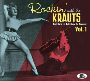 VARIOUS - Rockin' With The Krauts Vol 1