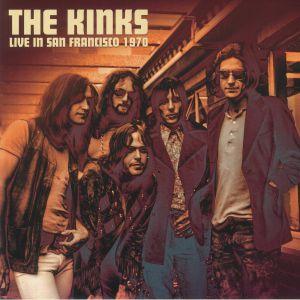 KINKS, The - Live In San Francisco 1970