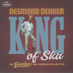 DEKKER, Desmond - King Of Ska: The Beverley's Records Ska Singles Collection (Record Store Day RSD 2021)