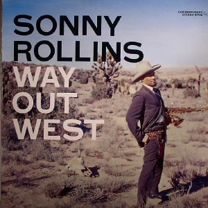 ROLLINS, Sonny - Way Out West (B-STOCK)