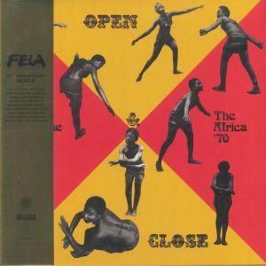 KUTI, Fela Ransome & THE AFRICA '70 - Open & Close (50th Anniversary Edition) (Record Store Day RSD 2021)