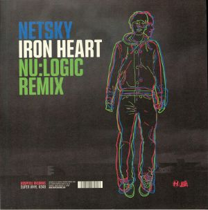 NETSKY/ETHERWOOD - Ironheart (Record Store Day 2019) (B-STOCK)