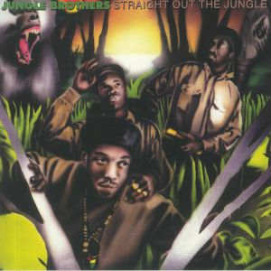 JUNGLE BROTHERS - Straight Out Of The Jungle (Record Store Day RSD 2021)