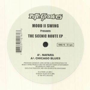 MOOD II SWING - The Scenic Route EP (remastered)