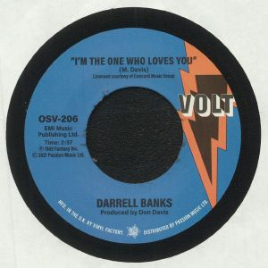 BANKS, Darrell - I'm The One Who Loves You