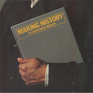 KWESI JOHNSON, Linton - Making History (remastered) (Record Store Day RSD 2021)