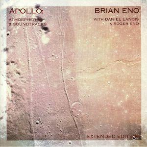 ENO, Brian with DANIEL LANOIS/ROGER ENO - Apollo: Atmospheres & Soundtracks (Extended Edition) (B-STOCK)
