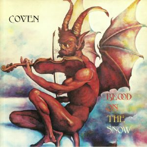 COVEN - Blood On The Snow (reissue) (B-STOCK)